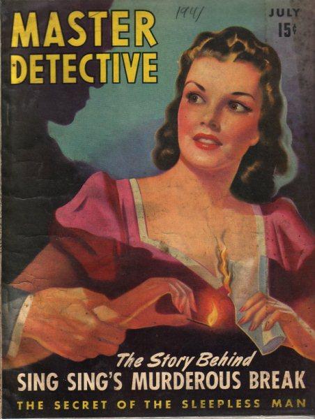 Master Detective 1941-07