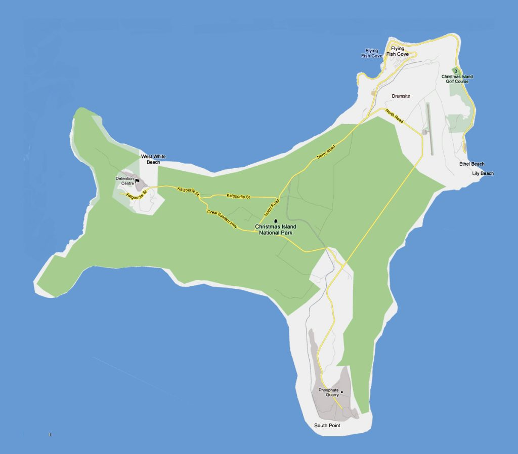 detailed-road-map-of-christmas-island-with-cities